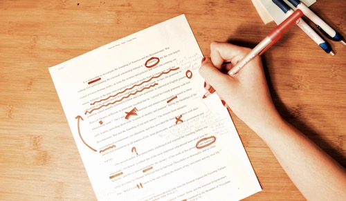 You're Delusional About Your Essay — Here's How to Fix It